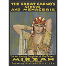 The Great Carmo's Circus and Menagerie (Poster)