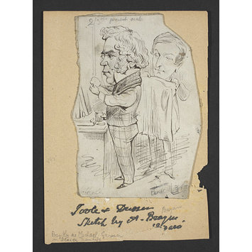Drawing - Toole and Dresser