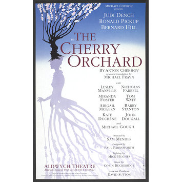 Poster - The Cherry Orchard