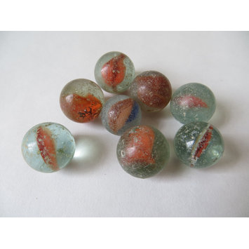 Set of marbles