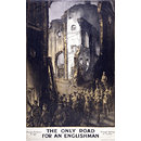 The Only Road for an Englishman (Poster)
