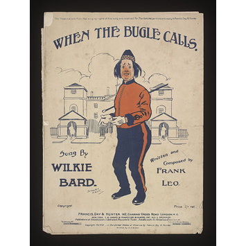 Sheet Music - When The Bugle Calls