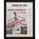 Bachelor Boy (Sheet Music)