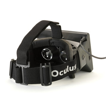 Virtual Reality headset - Oculus Rift