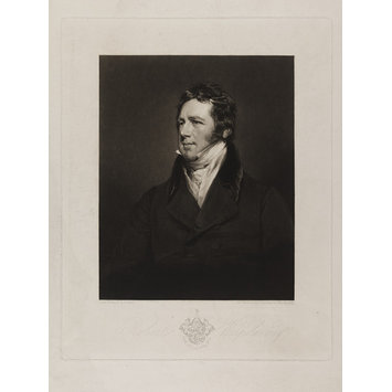 Print - The Rev. Robert Walpole