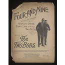 Four and Nine (Sheet Music)