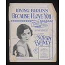 Because I Love You (Sheet Music)