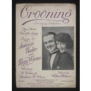 Crooning (Sheet Music)