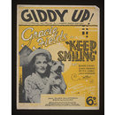 Giddy Up! (Sheet Music)