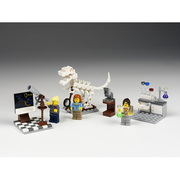 Lego set - The Research Institute