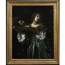 Salome (or Herodias) with the Head of John the Baptist (Oil painting)