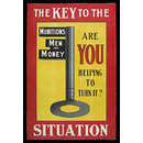 The KEY to the SITUATION (Poster)