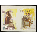 Poster for a touring production of The Barrier (Poster)