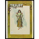 Poster for a touring production of Trilby (Poster)