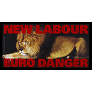 New Labour Euro Danger (Poster)