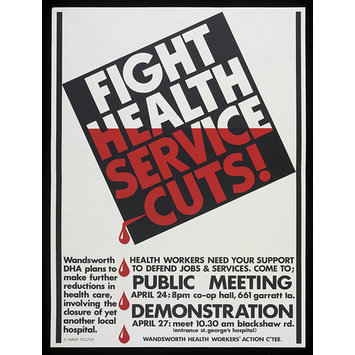 Print - Fight Health Service Cuts