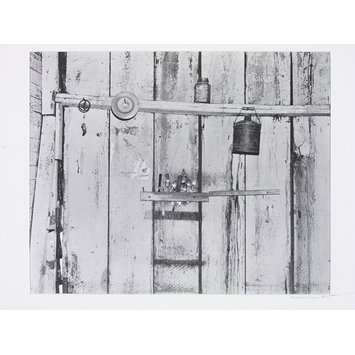 Photograph - Kitchen Wall, Alabama