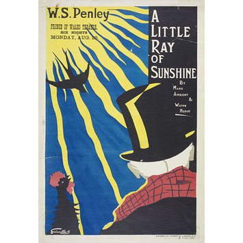 Poster - A Little Ray of Sunshine