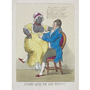 Every One To His Liking (Satirical print)