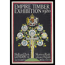 Empire Timber Exhibition (Poster)