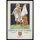 Heritage Craft Schools, Chailey, Sussex (Poster)