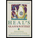 Beauty in Utility: Heal's Glass & Pottery (Poster)
