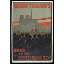 Madame Tussaud's - Relics Of The French Revolution (Poster)
