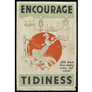 Encourage Tidiness (Poster)