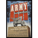 ARMY exhibition - Come and See the Latest Army Equipment (Poster)