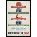 Fix Things Up Now (Poster)