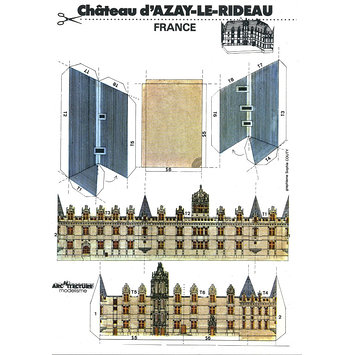 Château d\'Azay-le-Rideau | L\'Instant Durable | V&A Search the ...