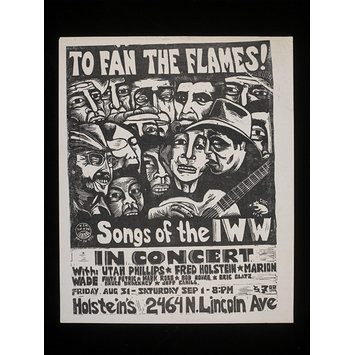 Poster - To Fan the Flames!