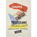 Cheaper Empire Telegrams (Poster)