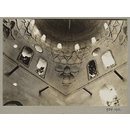 Pendentive of dome at the mausoleum of Mamluk Amir Janibak al-Ashrafi, Cairo (Photograph)