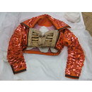 Bolero jacket for <i>I Am Curious, Orange</i> (Dance costume)