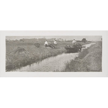 Photograph - Idyls of the Norfolk Broads
