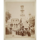 The mosque of Mamluk Sultan al-Mansur Qalawun, Cairo (Photograph)