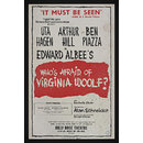 Who's Afraid of Virginia Woolf? (Posters)