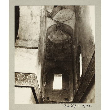 Photograph - Mausoleum gallery in the madrasa of Mamluk Amir al-Sayfi Sarghitmish, Cairo