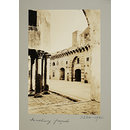 Syria, Hama, Great Mosque (Jami el-kebir).  Sanctuary facade (Photograph)