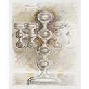 Design for a candelabra  (Design)