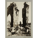 Turkey, Harran, the Great Mosque, central arch of santuary, south side and adjacent pier (Photograph)