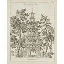 Chinese Architecture, Civil and Ornamental (Print)