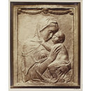 The Virgin and Child (Panel )