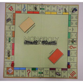 Board game - Monopoly