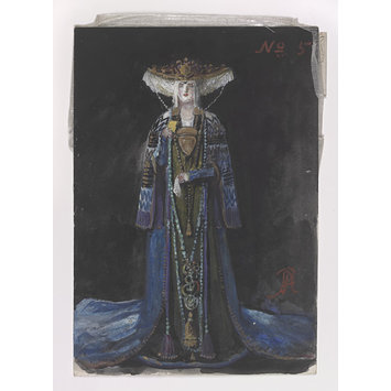 Costume design - Princess Ida