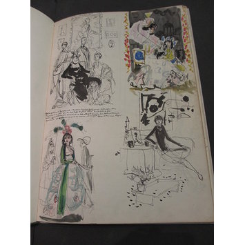 Sketchbook - 1958