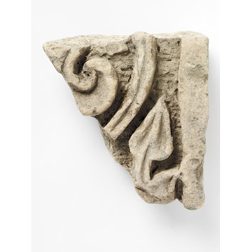 Architecture ornament fragment