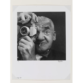Photograph - Weegee the Famous
