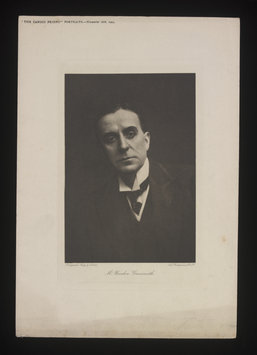 Print - Mr. William Gillette